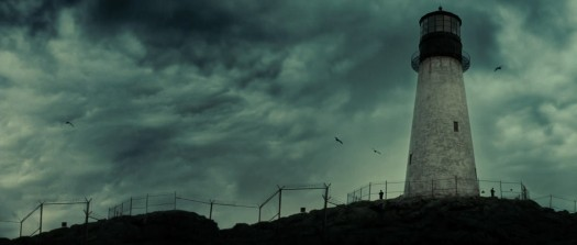 Shutter Island - First occurrence of the lighthouse