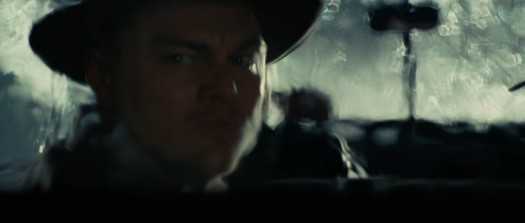 Shutter Island - Rainy Car Window
