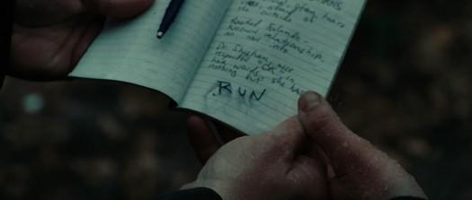 Running ink